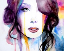 Beautiful Watercolor Painting