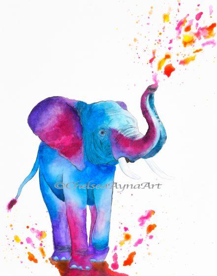 ElephantCopyright